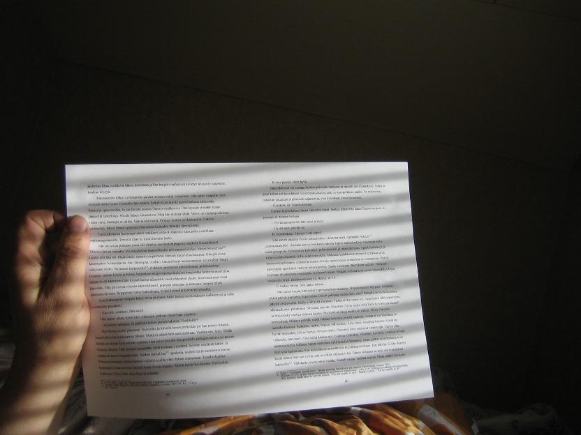 Kirjoittamisen tutkimus